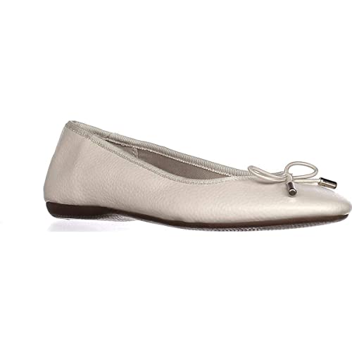 Image Unavailable. Image not available for. Color  Alfani Womens Aleaa  Almond Toe Ballet Flats ... 7f394ef80e3b9
