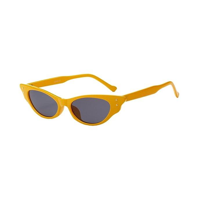 GODRESS Gafas de Sol para Mujer Lentes Grandes y ovaladas Marco ...