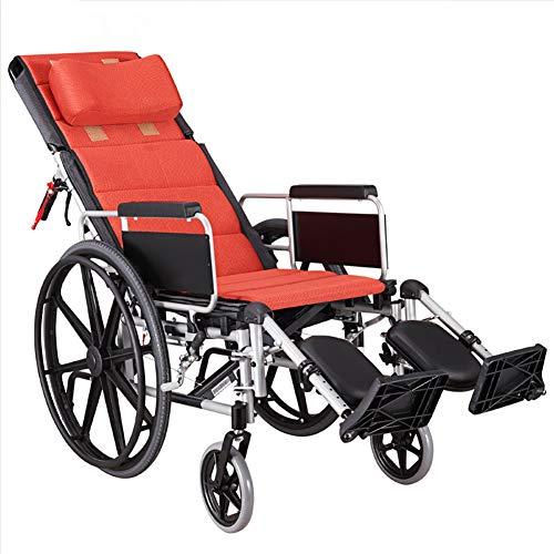 Sillas de Ruedas Drive Medical Aluminium Transport Chair Soporte para piernas Desmontable, reposabrazos: Amazon.es: Deportes y aire libre