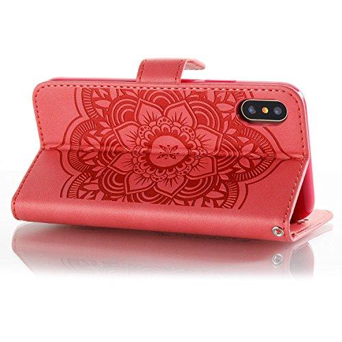 Casi Colori Schermo Protezione Custodia Tre 7 In Vetro Temperato Per compreso Iphone Due A Dello Formato Sottile Cavalletto 8T16AwqST