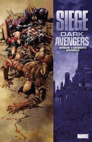 Dark Avengers: Siege (Dark Avengers 1)