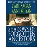 img - for [(Shadows of Forgotten Ancestors)] [Author: Sagan] published on (March, 2001) book / textbook / text book