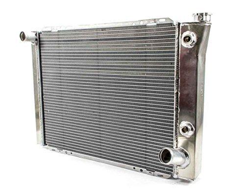 Howe Racing 34127C Radiator 19x27 Chevy w/Heat Exchanger