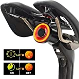 Smart USB Rechargeable Bike Tail Light,Ultra