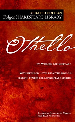 Othello folger shakespeare library kindle edition by william othello folger shakespeare library kindle edition by william shakespeare dr barbara a mowat paul werstine literature fiction kindle ebooks fandeluxe Images