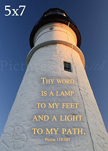 Thy Word Is A Light To My Path in US - 5