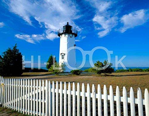 Hi-Look Microfiber Cleaning Cloth - East Chop Lighthouse, Massachusetts ()