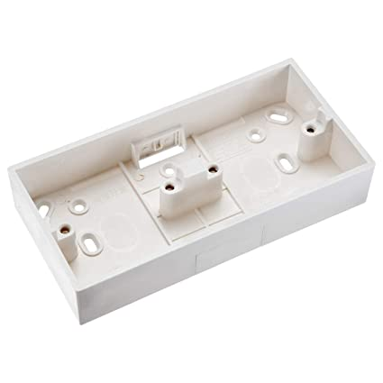 Sourcing Map Wall Switch Box Electrical Outlet Surface Mount