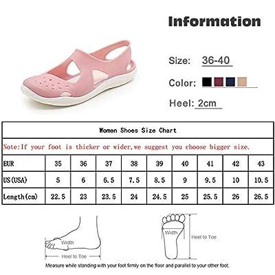 Bigidols Summer Women Sandals Soft Flat Slip On Casual Jelly Shoes Sandals Hollow Out Mesh Flats Footwear New