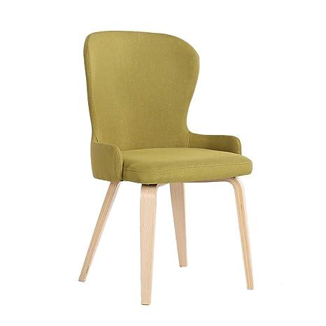 Amazon.com: Taburetes plegables de madera maciza para sillas ...