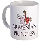 CafePress - Armenian Princess Mug - Unique Coffee Mug, Coffee Cup