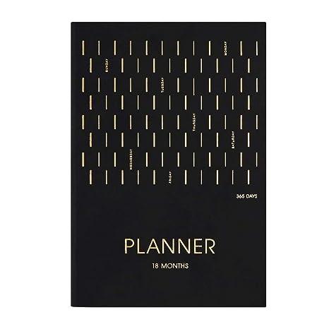 Bgbm Planificador Semanal Agenda Dia Pagina Agenda 2019 ...