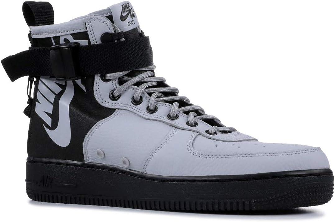 Get Best Deals On Nike SF Air Force 1 Mid Dark Grey 917753 004