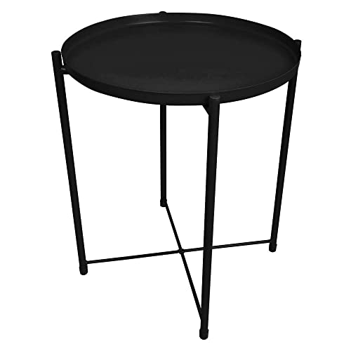 End Table Side Table Coffee Table Black