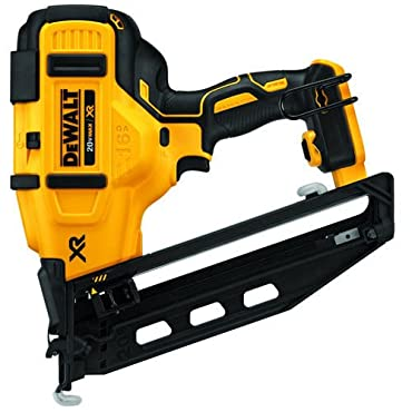Dewalt DCN660B 20V MAX Cordless Lithium-Ion 16 Gauge Angled Finish Nailer (Bare Tool)