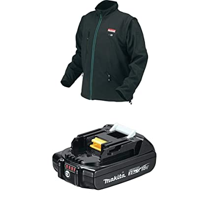 Amazon.com: Makita 18V LXT - Chaqueta de iones de litio con ...