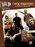 Ultimate Bass Play-along Foo Fighters, Alfred Publishing Staff, 0739087002