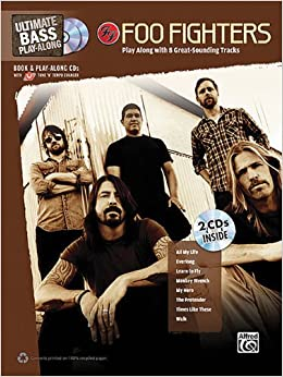 ??BETTER?? Foo Fighters Ultimate Bass Play-Along Book And 2 CDs (Ultimate Play-Along). Russell blank discover espana Consulta 51wiESEzi6L._SY344_BO1,204,203,200_