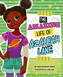 Book Cover: The Amazing Life of Azaleah Lane