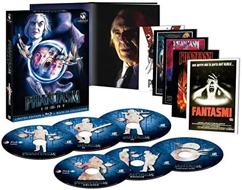 Phantasm 1-5 Edizione Limitata Midnight Classics 6 Blu-Ray Italia ...