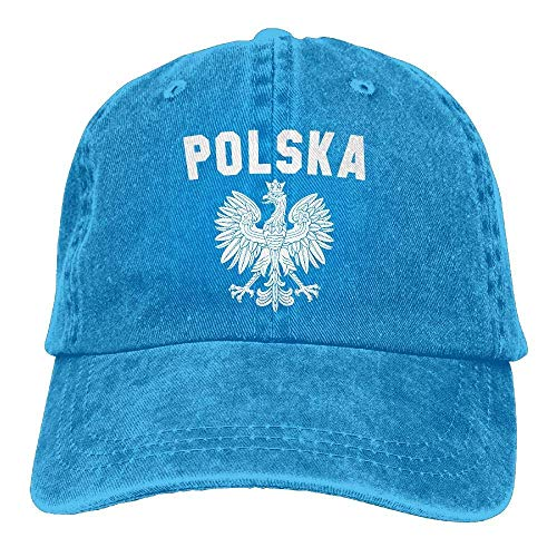 polish eagle polska low profile plain baseball