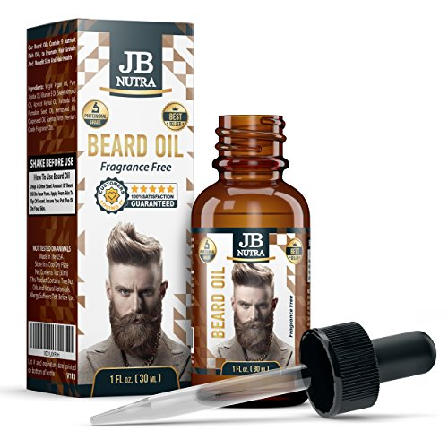 Beard Oil by JB
