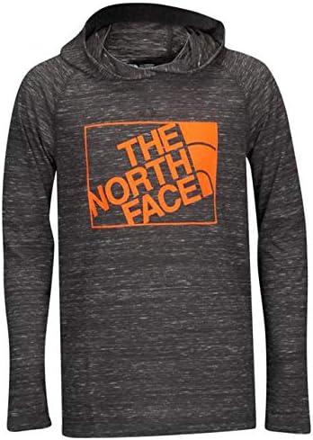 (ザ・ノース・フェイス) The North Face Graphic Long-Sleeve Hooded T-Shirt ボーイズ・子供 パーカー・トレーナー [並行輸入品]