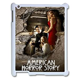 wugdiy DIY Case Cover for iPad2,3,4 with Customized American Horror Story