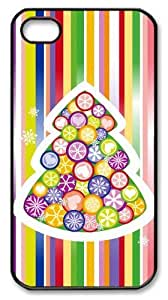 poetic For Samsung Galaxy S3 I9300 Case Cover s Christmas Tree Colorful PC Black For Samsung Galaxy S3 I9300 Case Cover