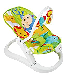 Fp Bg - Rainforest Friends Fun 'N Fold Bouncer