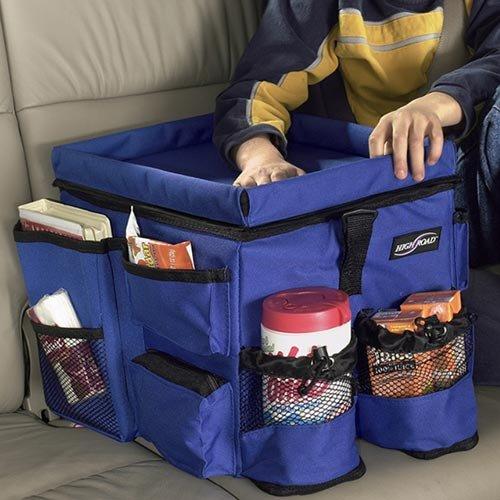 (MD Group Kids Backseat Auto Organizer - Blue, 10