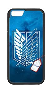 """Attack On Titan Case for Iphone6 4.7"""",Attack On Titan phone Case for Iphone6 4.7""""."""