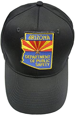 ARIZONA DEPARTMENT OF PUBLIC SAFETY  PATCH HAT SIZE