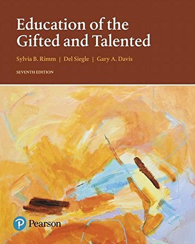 Education Of Gifted+Talented