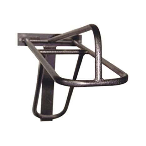 High Country Plastics Folding Saddle Rack Wall Mount