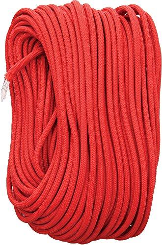 買い誠実 Live Fire Fire Gear(ライブファイヤーギア) 550 Fire Cord(着火剤になる紐) 02-03-550f-0012 550 Live ソリッドレッド 100ft B00WD5WIAK, おくすり本舗:91b00c81 --- casemyway.com