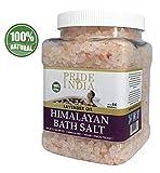 Pride Of India - Himalayan Pink Bathing Salt - Enriched w/Lavender Oil