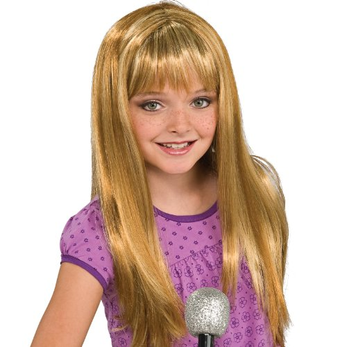 Rock On Diva Wig for Girls - Rock Diva Child Wig