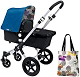 Bugaboo Cameleon3 Accessory Pack - Andy Warhol Royal Blue/Transport (Special Edition)