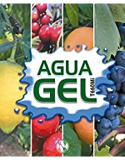 NOVINGRECONS Agua Gel - Paquete 20g Formato Pequeño Jardin/Huerto. Retenedor Agua Multiples Ciclos Uso.