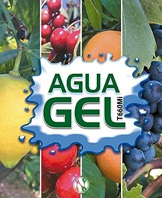NOVINGRECONS Agua Gel - Paquete 20g Formato Pequeño Jardin/Huerto ...