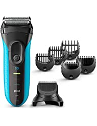 Braun Series 3 3010BT Men's Beard Trimmer/Hair Clipper...