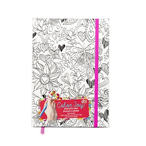 ColorJoy Coloring Products Journal/Writing Notebook/Diary/Lined Book-5.25