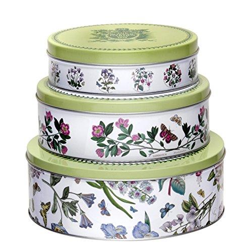 - Portmeirion Botanic Garden Nesting Cake Tins