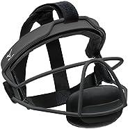 Mizuno MFF900Y Fielder's Small/Medium Facemask, Black, One