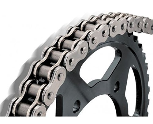 Bikemaster 520 Bmor Series (BikeMaster 520BMOR-110 520 BMOR Series Chain - 110 Links - Natural , Chain Application: Street, Chain Length: 110, Chain Type: 520, Color: Natural)