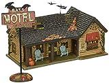 Department 56 Village Halloween Bat's Motel Lit House
