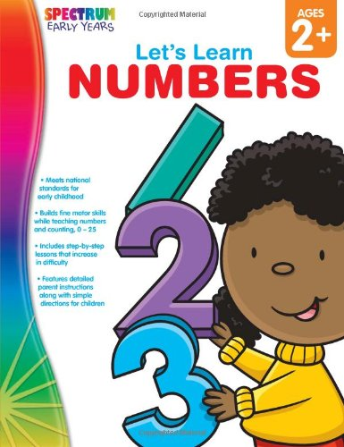 Download Let's Learn Numbers, Ages 2 - 5 pdf