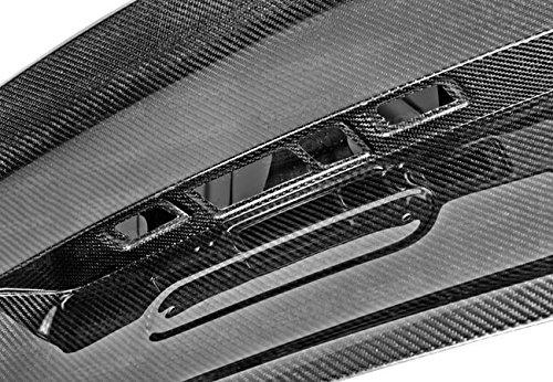 Seibon CSL-Style Carbon Fiber Trunk for 2012-2013 BMW F30 (Shaved) Csl Style Carbon Fiber Trunk
