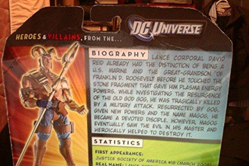 DC Universe Classics Magog Collectible Figure No BAF Part